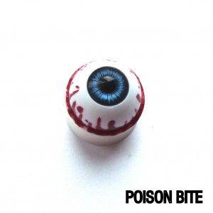 Bloody eye plug 12mm - Poison Bite