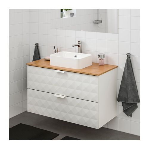 IKEA - GODMORGON/TOLKEN / HÖRVIK Cabinet, top + 17 3/4x12 2/8\ - küchen hängeschränke ikea