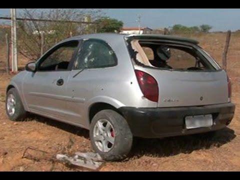 Carro deixa presídio e é atingido por tiros em Juazeiro na BA; 2 morrem ...