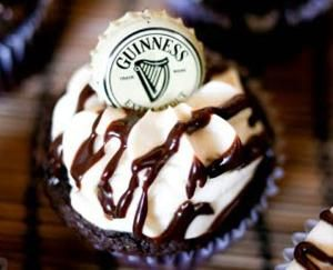guiness and bailey's cupcakes @Olga Grinberg