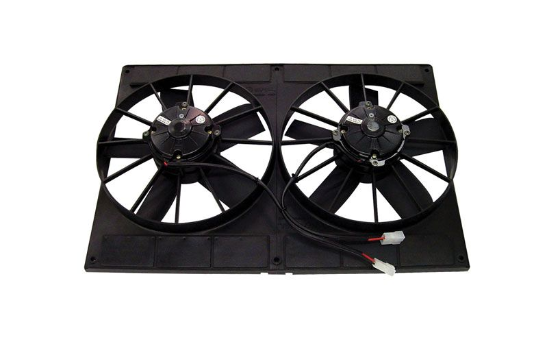 Spal 11 Dual Cooling Fan With Images Graphic Card Electronic