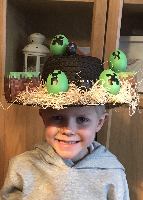 Easter bonnet parade paperback book