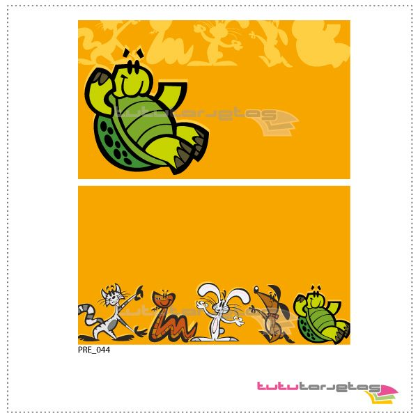 Serie Animales: Tortugas