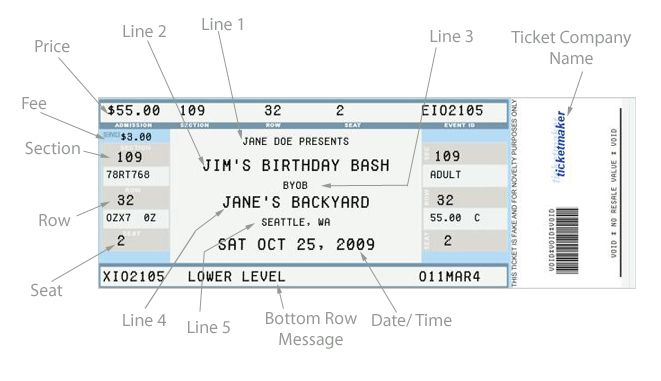 How To Make Tickets For An Event Free Event Ticket Templates Make Your Own  Printable Tickets, How To Create Tickets For An Event Tutorial Free  Premium, ...  How To Make Tickets For An Event For Free