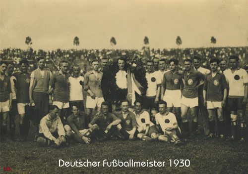 Hertha Bsc Deutscher Meister
