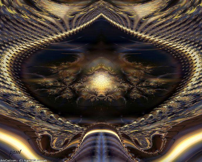 Artwork >> Algorthmic Artwork >> last ray