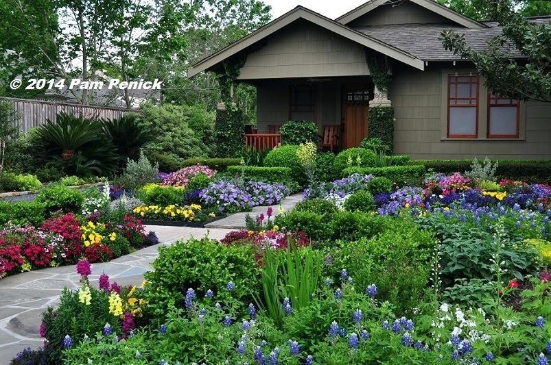 Image result for no lawn front yard Gardening Pinterest Garden
