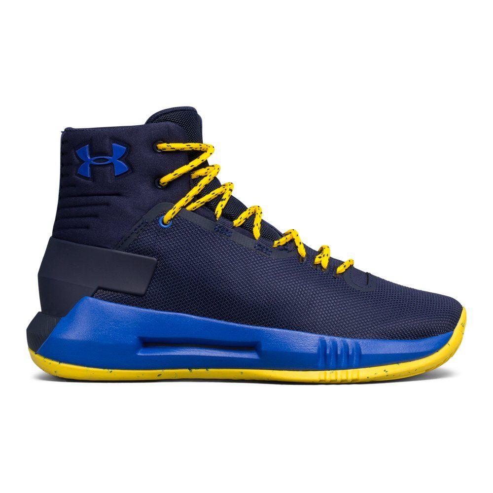 a0e35c90aab Under Armour Grade School UA Drive 4. Under Armour Grade School UA Drive 4  Boys Basketball Shoes ...