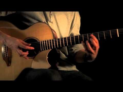 Another beautiful cover of Somebody that I used to know from Gotye. Mike Dawes solo. Impressive.