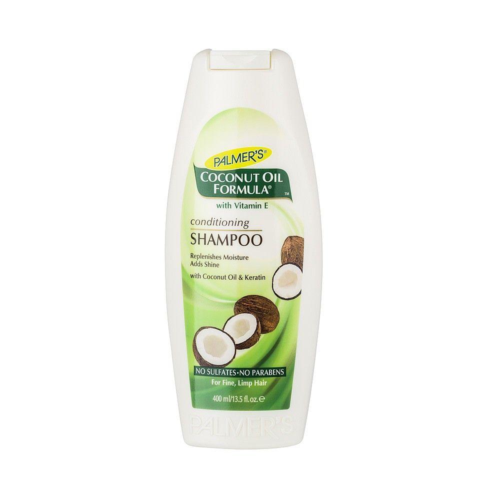 Palmer's Coconut Oil Shampoo 400ml Salon Services UK