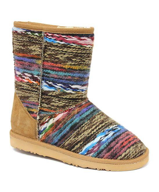 LAMO Chestnut Juarez Boot