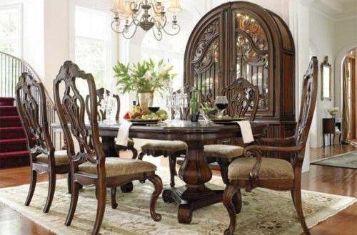 Klasik Yemek Odas Takm Alanlar