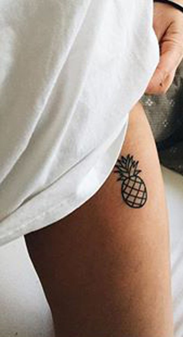 16 Beauty Tiny Tattoo Ideas