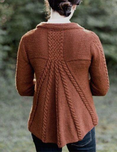 Designer Spotlight: Woodhouse Knits   Aran knitting ...