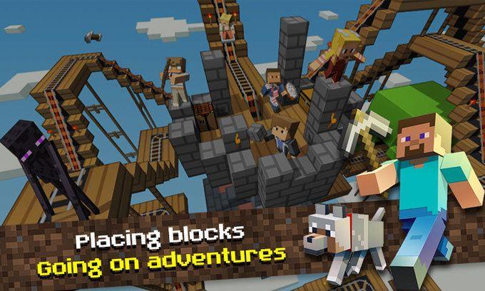Minecraft Pocket Edition Apk V1 2 0 22 Mods 2 3 Android Game
