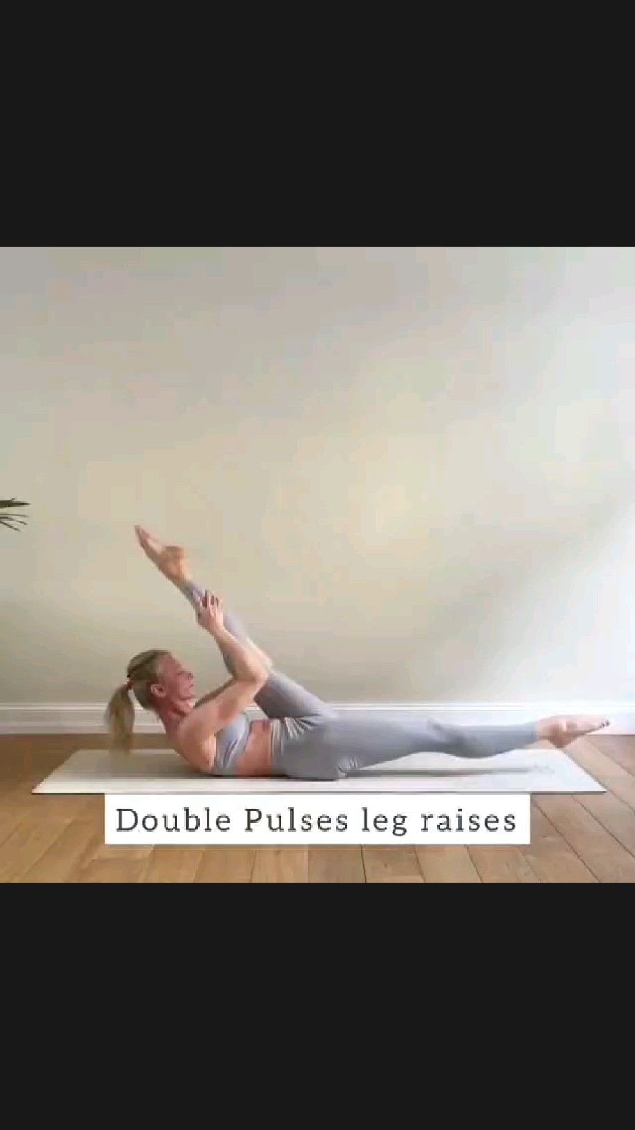 Full body home Workout Routine