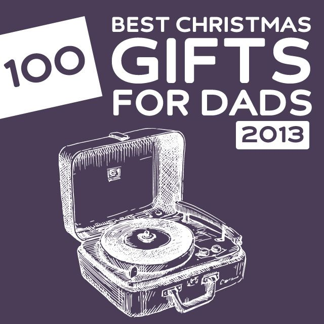 100 Best Christmas Gifts for Dads of 2013- these are some cool gift ideas! - 135 Best Christmas Gifts For Dads Of 2018 Unique Gift Ideas