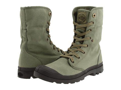 128c1e50ddc Palladium Baggy Otan/Army Green - Zappos.com Free Shipping BOTH Ways ...