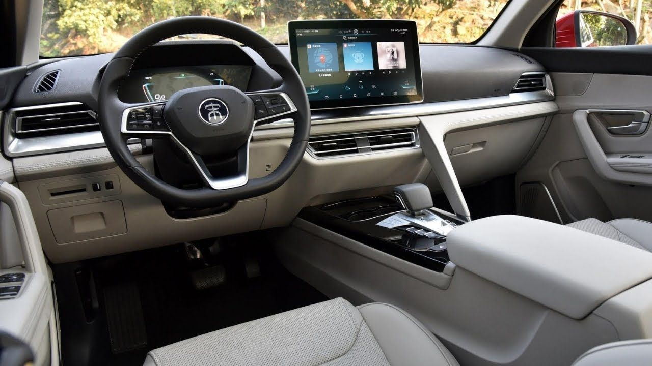 New Byd Song Pro 2019 Interior And Exterior Uxcar