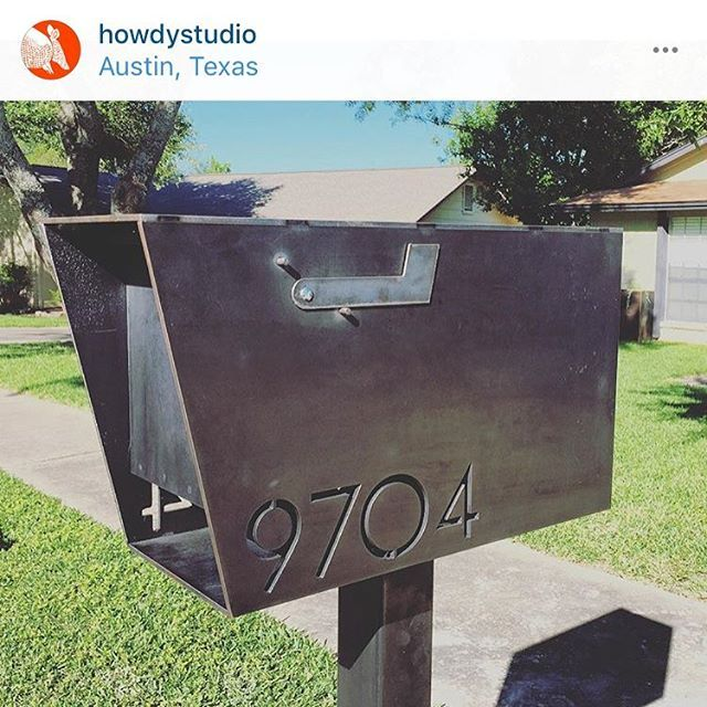 Repost From Howdystudio We Love The Dexter Mailbox As Much As You