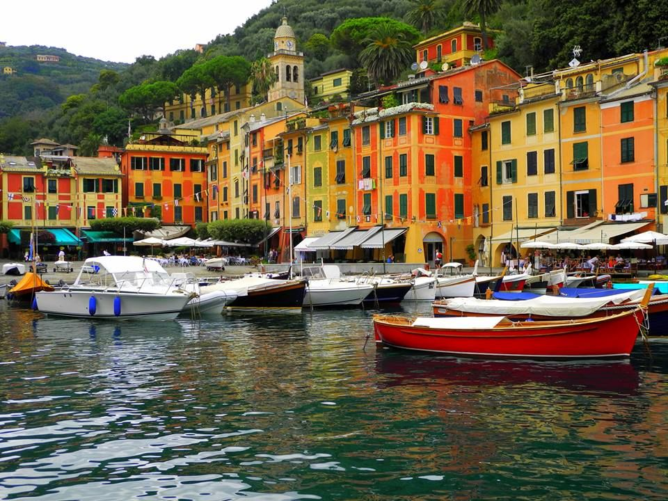 Dreams do sometimes come true and if you visit Portofino you'll know exactly what I mean.