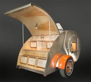 custom teardrop trailers