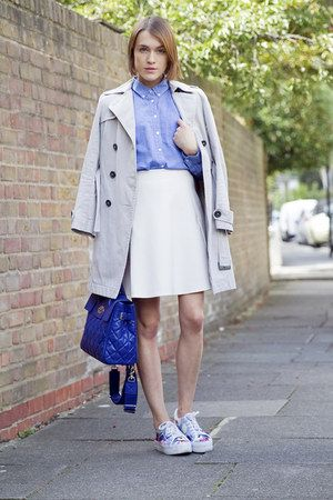 Love the preppy-ness  via Chictopia and chicfeed