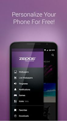 zedge app for android apk free download