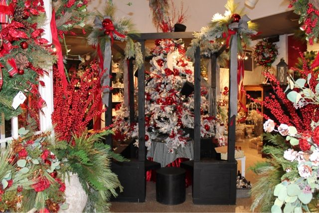 Christmas Eye CandyPt3, Porterfield\u0027s Christmas Open House