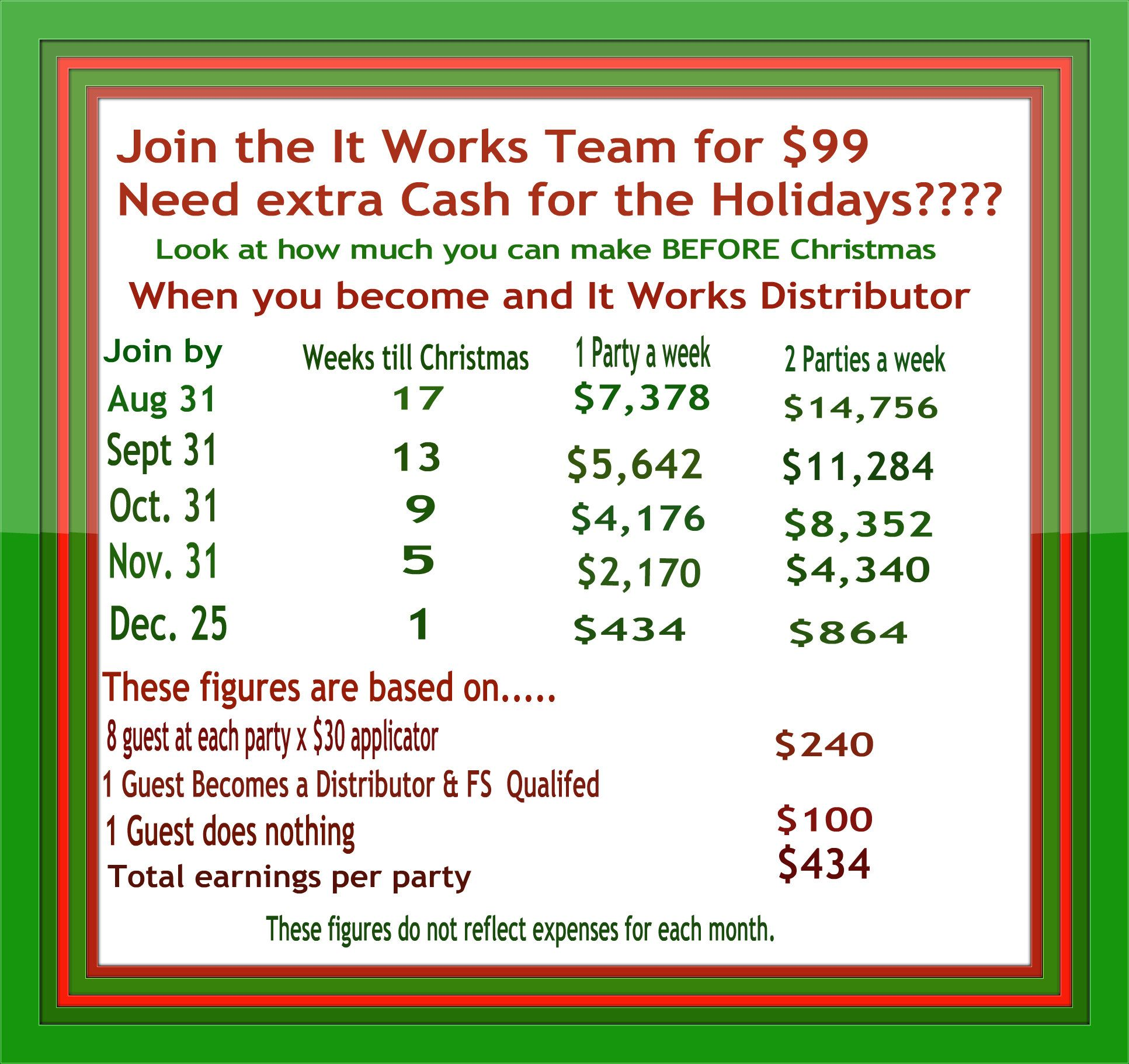 Need extra money for Christmas? Join for $99 PM me!! offer expires ...