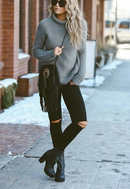 A simple winter outfit   Stylish winter outfits