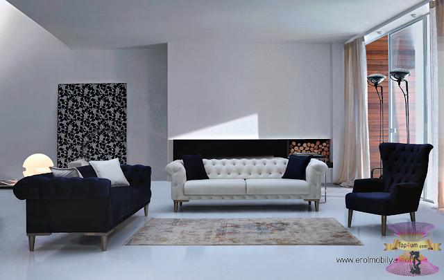تصميمات والوان انتريهات مودرن كنب تركي شيك جدا Modern Contemporary Sofas Top4 Contemporary Sofa Furniture Interior Design