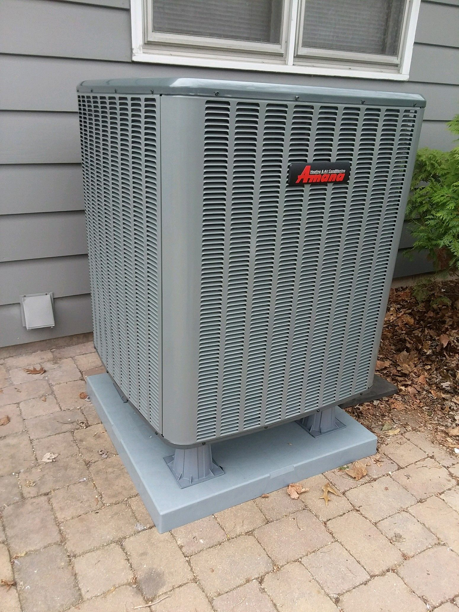 Amana 20 Seer Inverter Heat Pump Heating And Air Conditioning