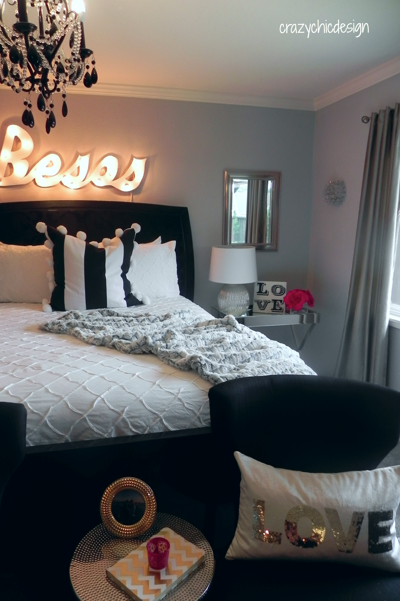 Bedroom Creator Online: Create Classic Glamour In Your Bedroom With Crisp White