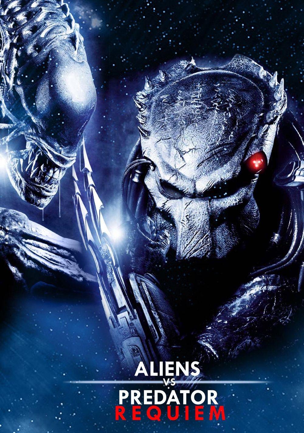 Aliens Vs Predator Requiem Aliens Vs Predator 2 2007 Alien Vs Predator Aliens Versus Predator Alien Vs