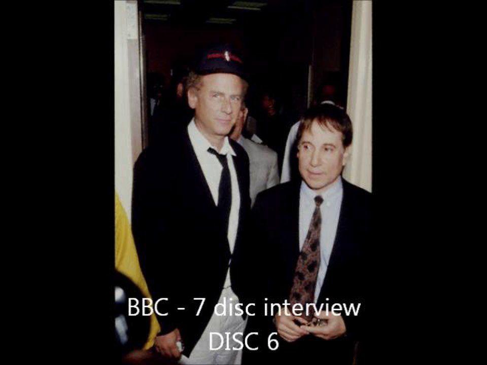 BBC - 7 disc interview - DISC 6