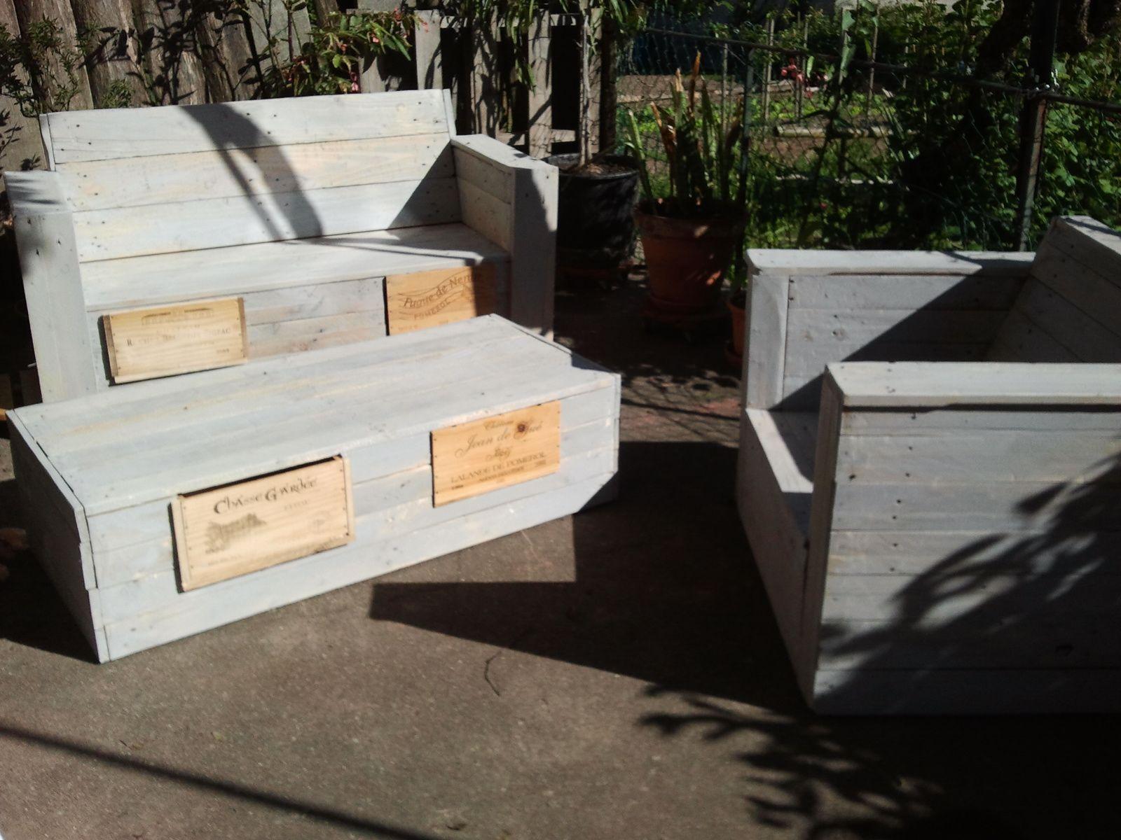 3 éléments de mon salon de jardin Instructions de... | Bosch Au ...