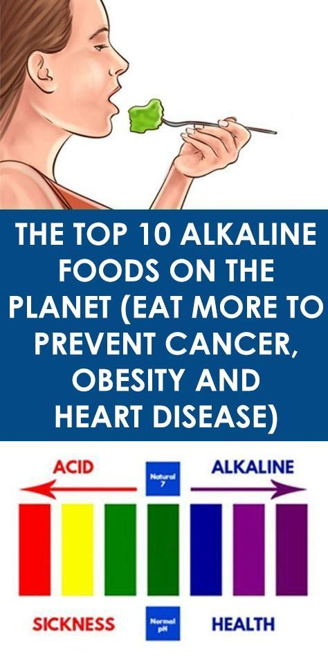 The Top 27 Alkaline Foods on the Planet (Eat More to Prevent Cancer, Obesity…