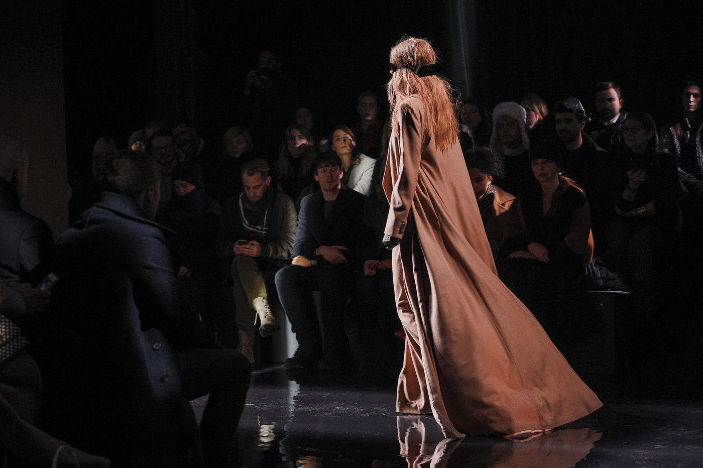 Porsche Design at New York Fashion Week Fall 2015 - StyleBistro