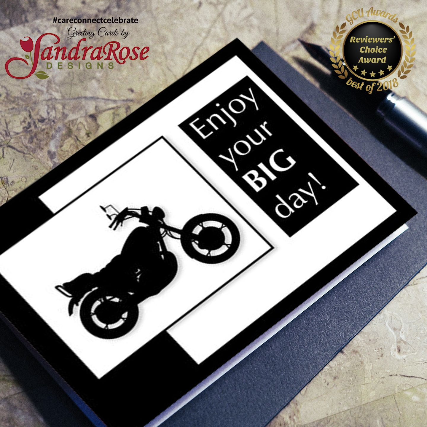 Brother In Law Motorcycle Birthday Card Motorcycle Birthday