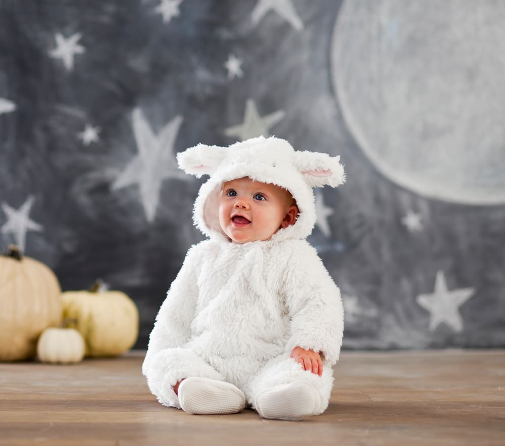 baby lamb costume | pottery barn kids | family | pinterest | baby