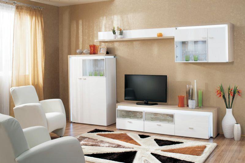 гостиная Live 1 Embawood современный стиль от мебель 24