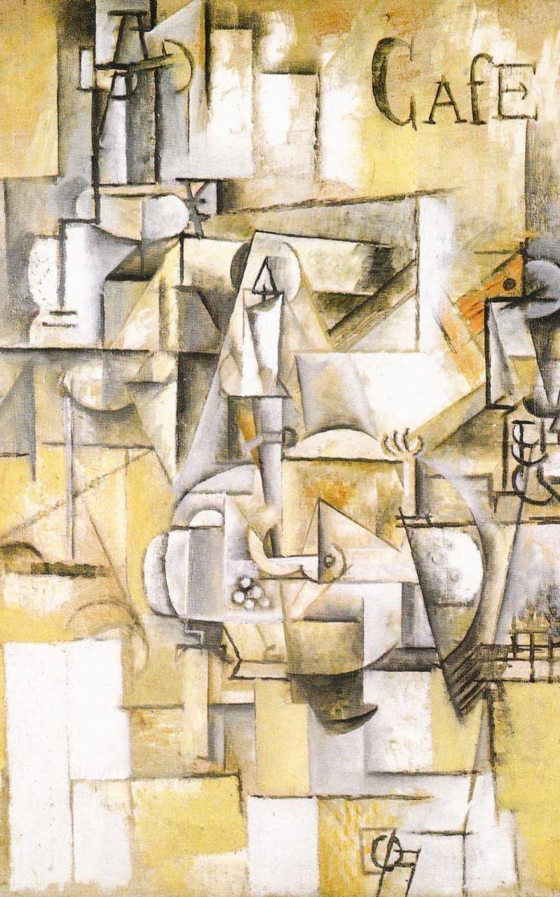 """""""Le Pigeon aux petis pois"""" by Pablo Picasso"""