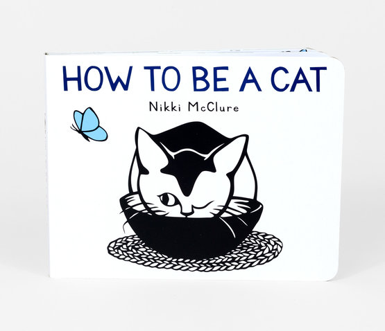 How To Be A Cat by Nikki McClure in 2020 Nikki mcclure