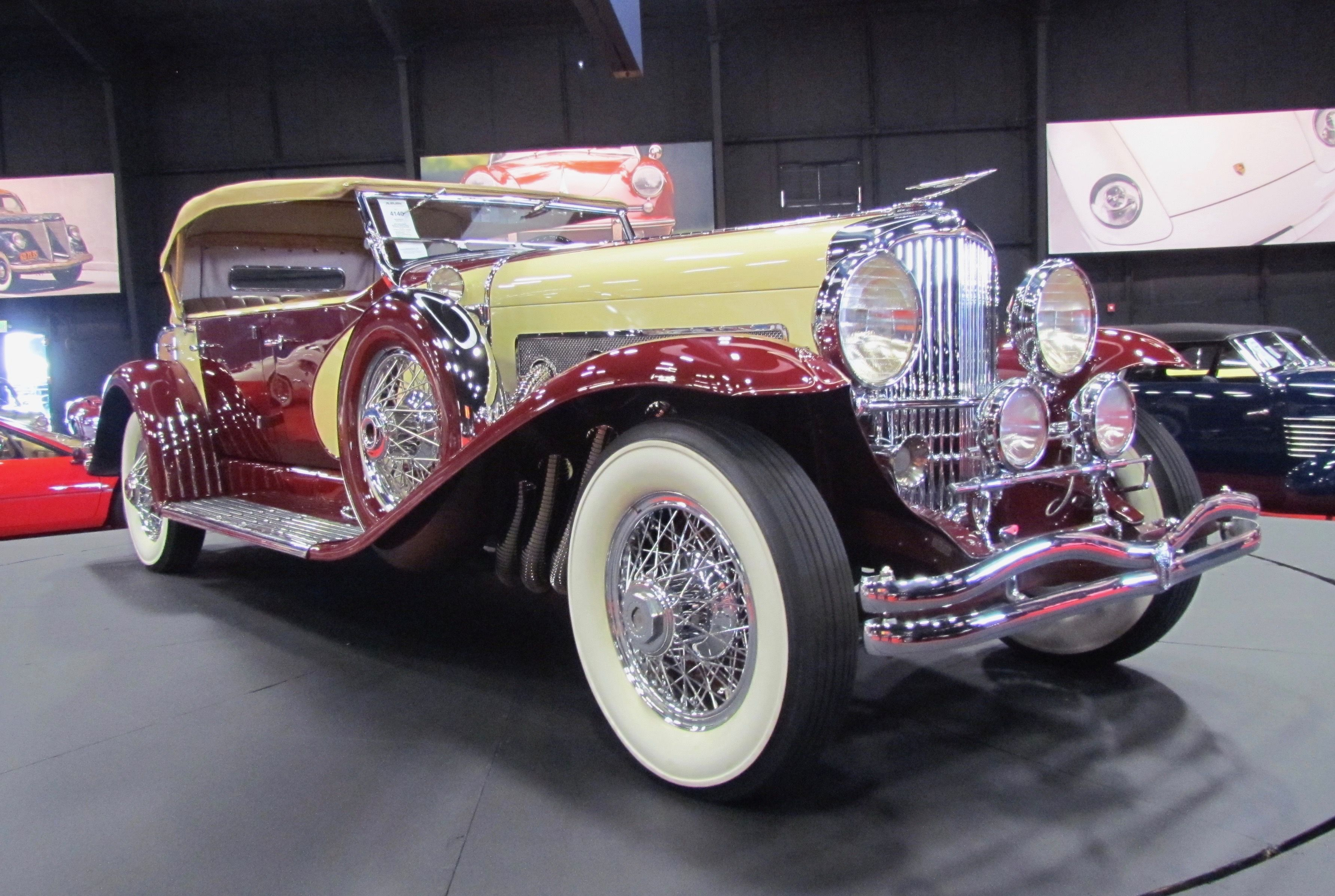 Duesenberg SJ sets Auctions America record, bringing $2.3 million at ...