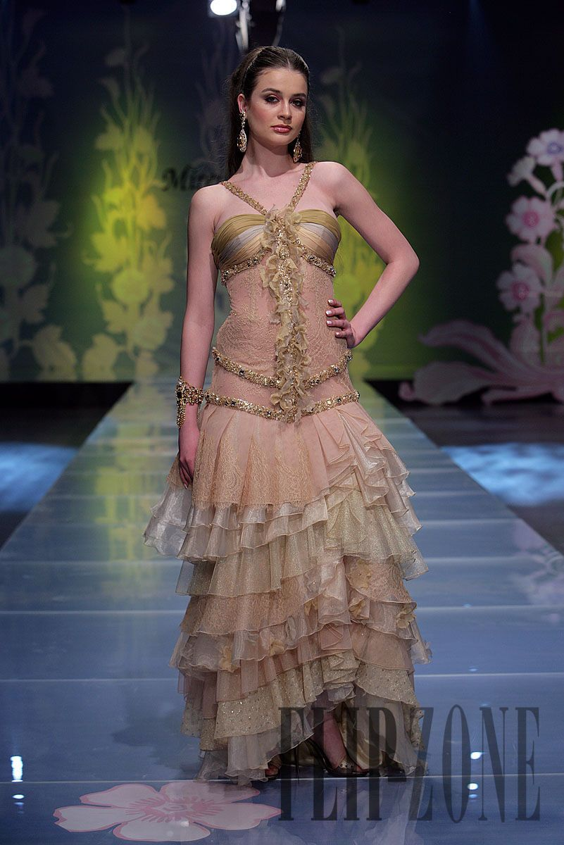 Mireille Dagher Printemps-été 2007 - Haute couture…