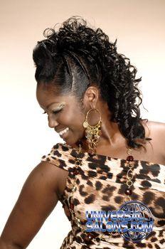 Hairstyles Gallery Black Hair Salons Black Hair Updo Hairstyles Hair Styles