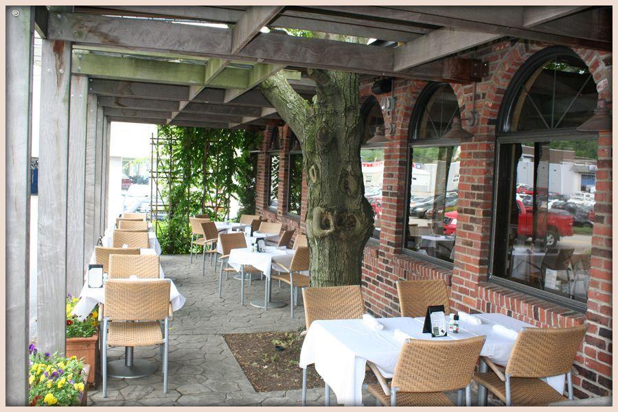 Vallozzi S Restaurant Patio In Greensburg Pa Favorite