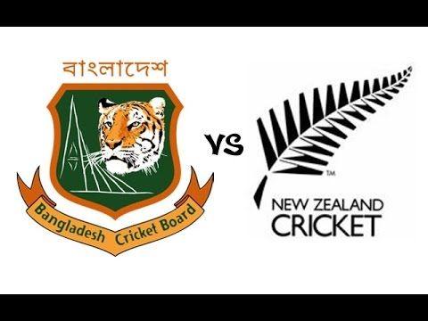 Bangladesh vs New Zealand 1st ODI   Gazi TV & Channel 9 live