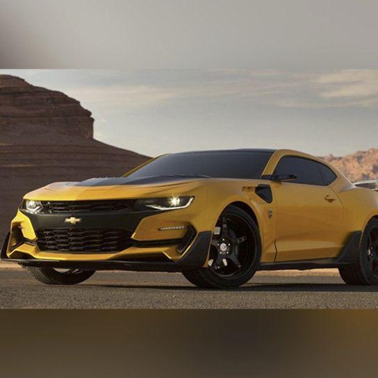 Transformers Take A Look At The New Bumblebee Camaro Follo In Chevrolet Camaro Bumblebee Chevy Camaro Zl1 Camaro